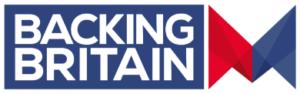 Backing Britain Manufacturing Logo