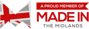 Made in the Midlands Member Logo